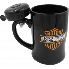 Caneca Campainha Harley Davidson